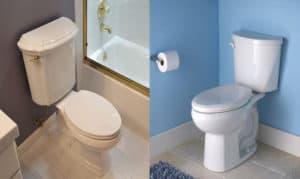 American Standard vs Kohler Toilets