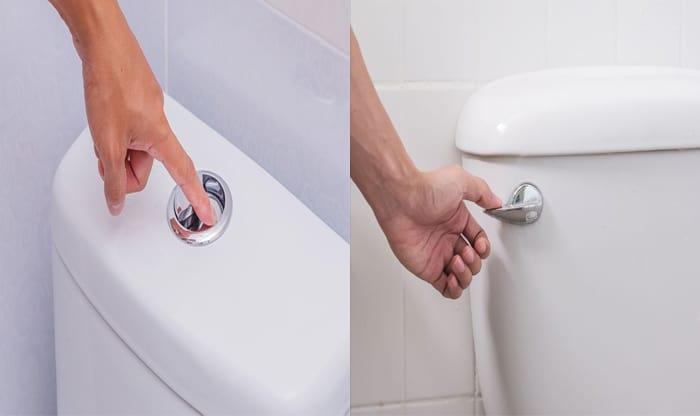 Dual Flush vs Single Flush Toilet
